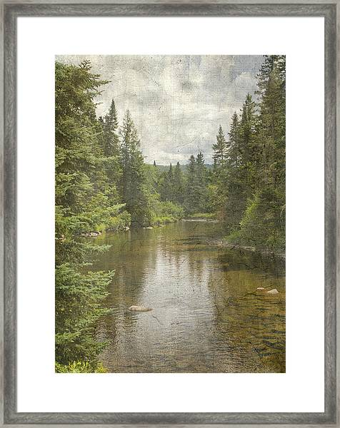 North Country  Framed Print