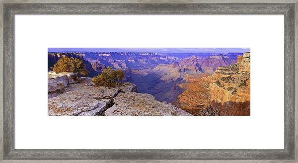 North Rim Grand Canyon Framed Print