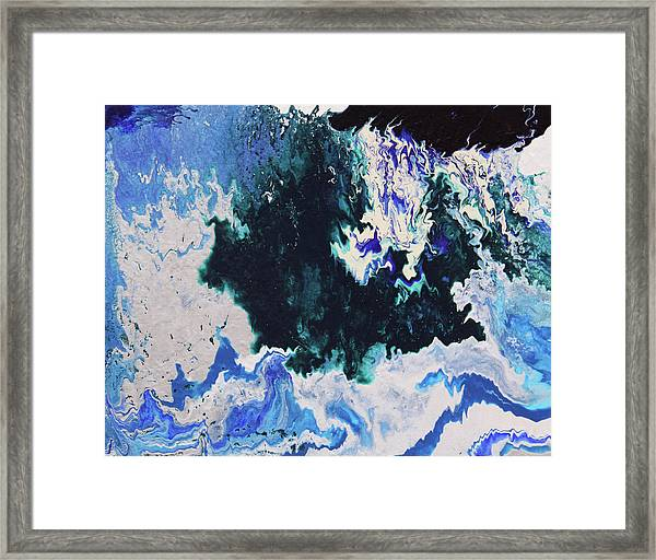 North Shore Framed Print