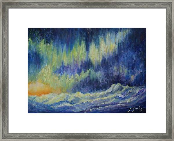 Northern Experience Framed Print