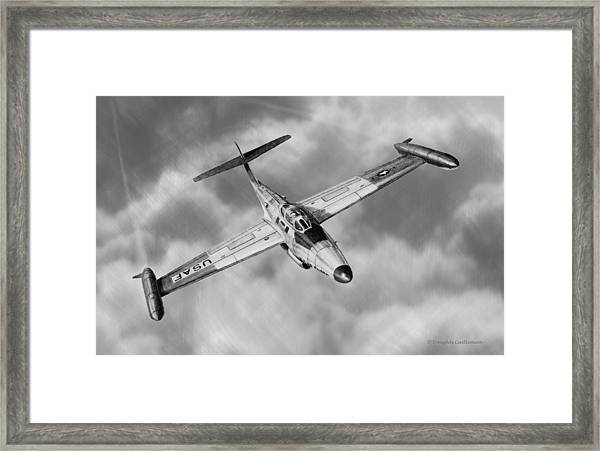 Northrop F-89 Scorpion Framed Print