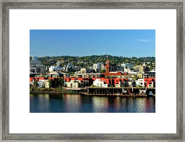 Northwest Portland Framed Print