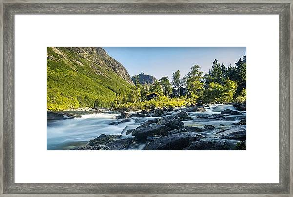 Norway II Framed Print