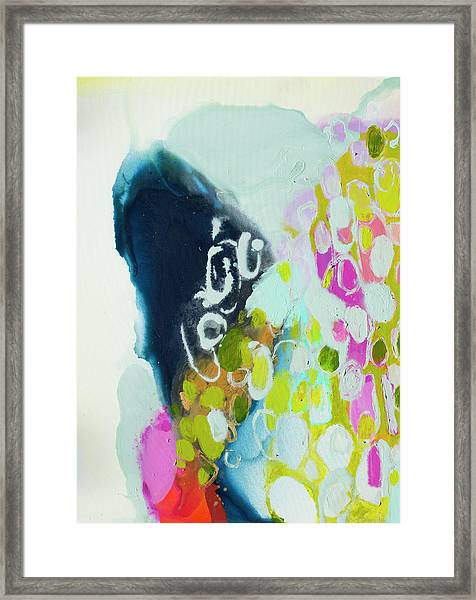 Nothing Is As It Seems Framed Print