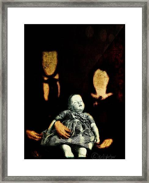 Nuclear Family Framed Print