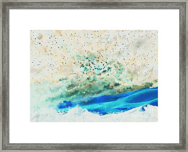 Nuclear Winter Framed Print