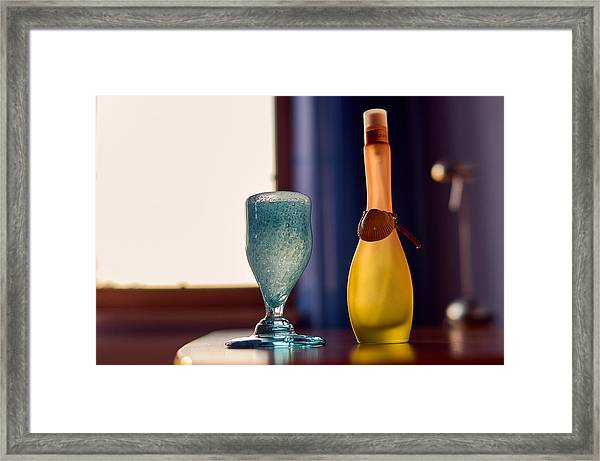Objects Framed Print
