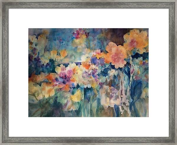 Ode To Spring Framed Print