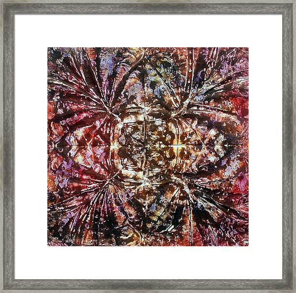 36-offspring While I Was On The Path To Perfection 36 Framed Print