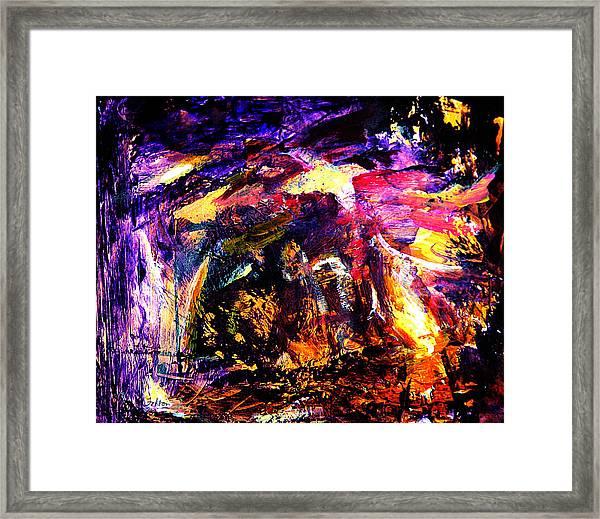 Oh Holy Night  Framed Print