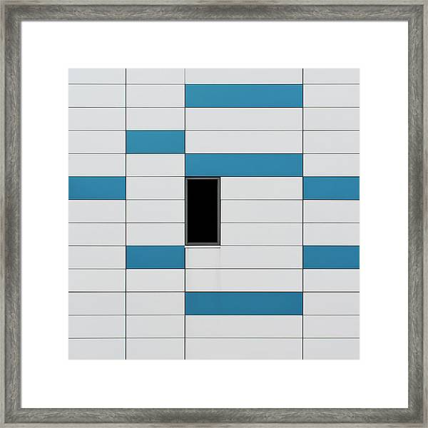 Ohio Windows 3 Framed Print