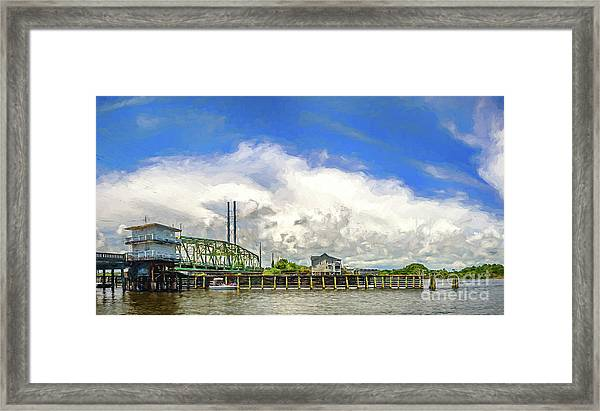 Framed Print featuring the photograph Old And Proud by DJA Images