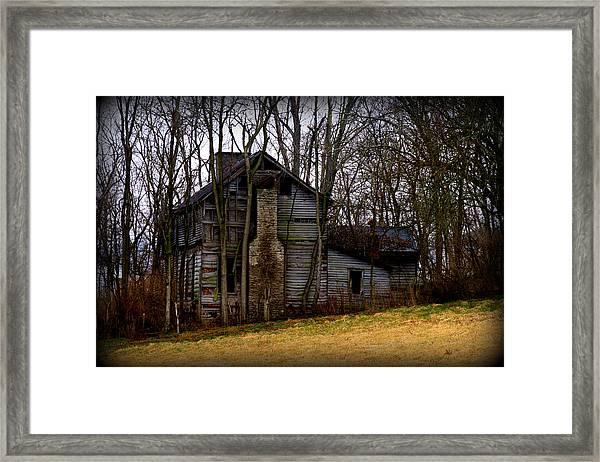 Old Kentucky Home Framed Print
