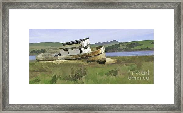 Inverness Denizen Framed Print