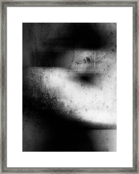 Old Tears Framed Print