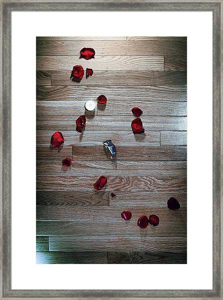 On Nature, Tragedy, And Beauty I Framed Print