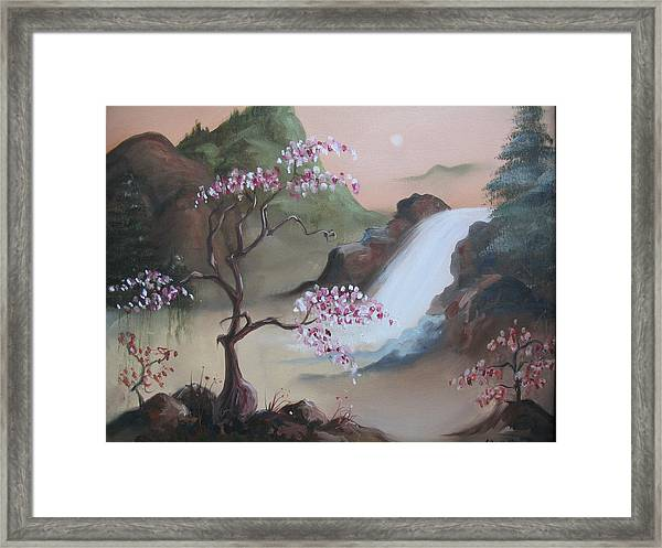 One Of Trillions Framed Print by Michelle Barone