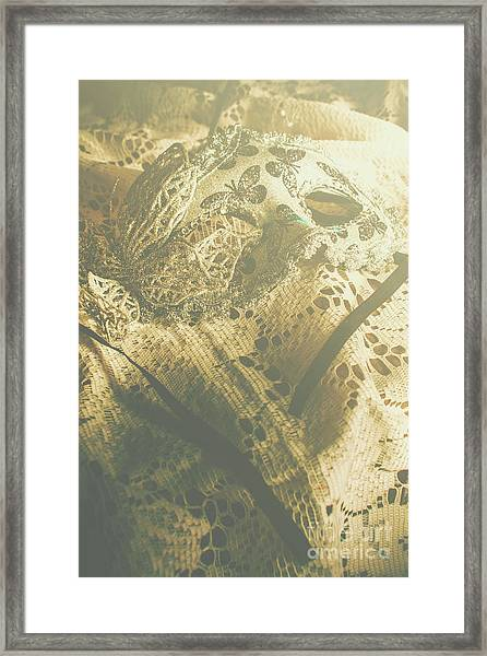 Operatic Art Framed Print