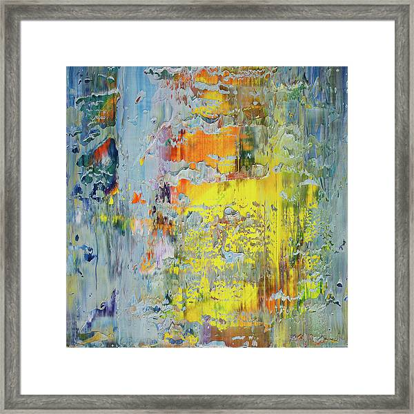 Opt.66.16 A New Day Framed Print