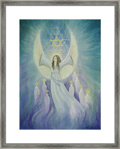 Order Of Melchizedek by Bernadette Wulf