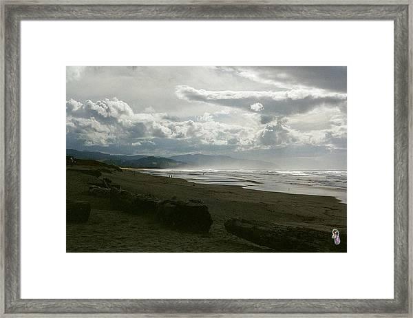 Oregon Coast 10 Framed Print