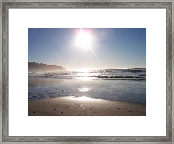Oregon Coast 13 Framed Print