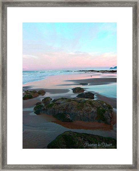 Oregon Coast 2 Framed Print