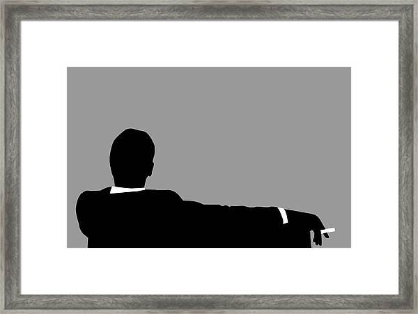 Original Mad Men Framed Print