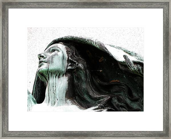 Original Revelation Framed Print
