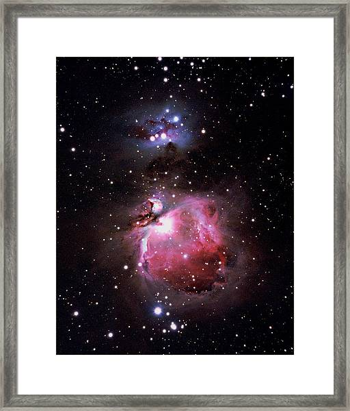 Orion Nebula Framed Print