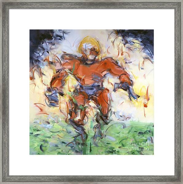 Orion The Hunter - For Jack K. Framed Print