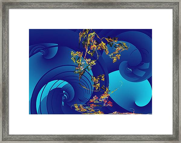 Orphaned  Framed Print