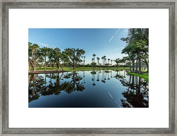Osprey Point Kiawah Island Resort Framed Print