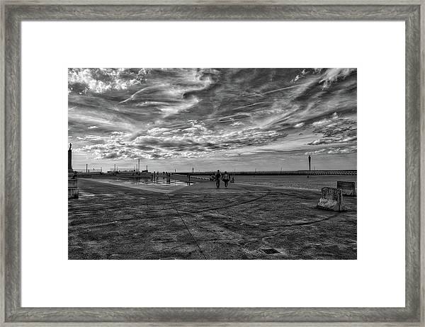 Ostend 1 Framed Print