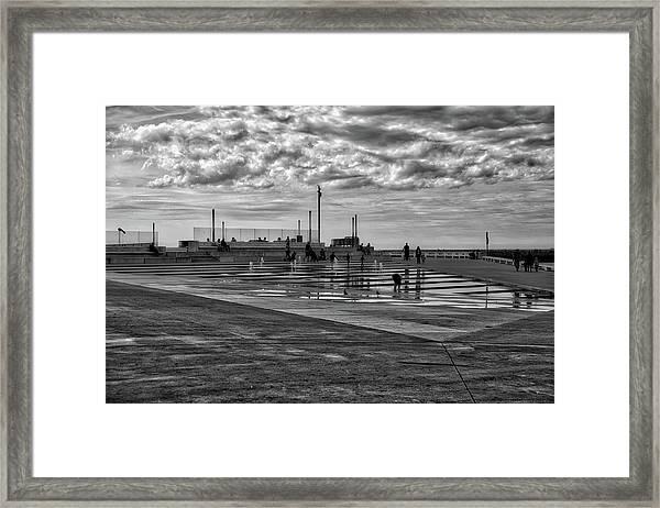 Ostend 2 Framed Print