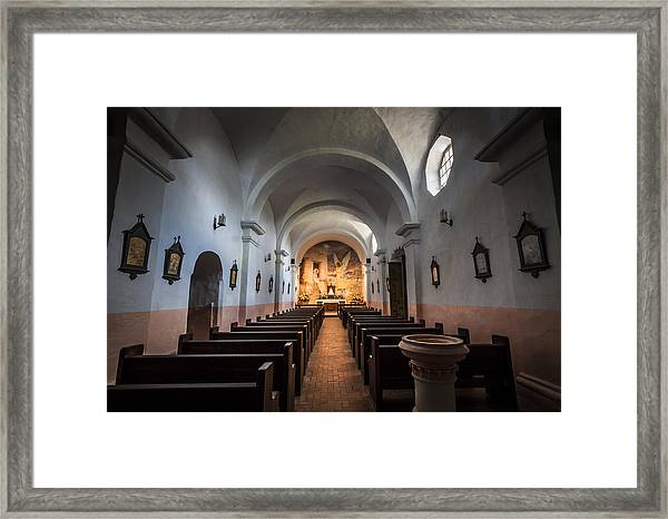 Our Lady Of Loreto Framed Print