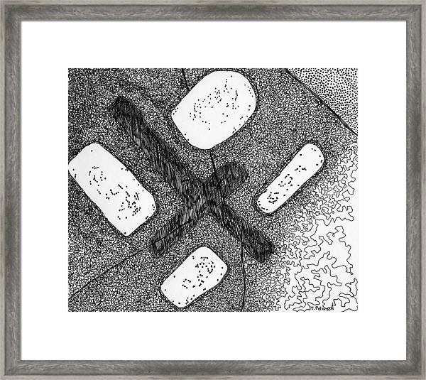 Outbreak Framed Print