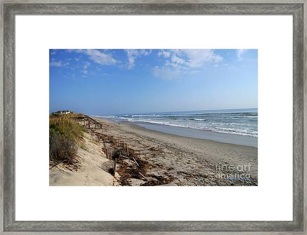 Outer Banks Morning Framed Print