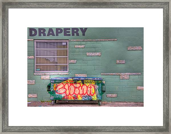 Outsourced Framed Print by William Wetmore