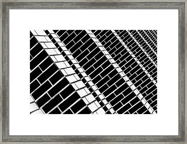 Over The Garden Wall Framed Print