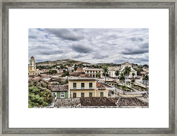Overlook Trinidad Framed Print