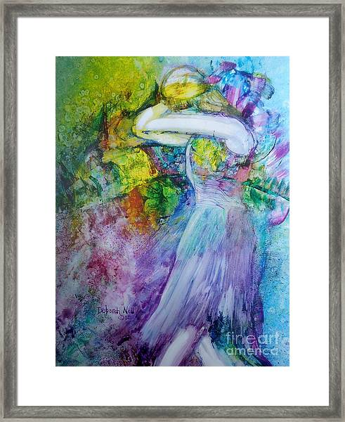 Overwhelming Love Framed Print