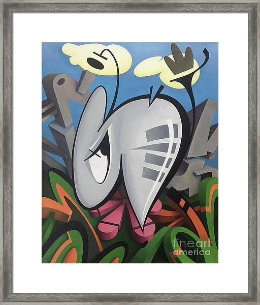 P. Bugg Framed Print