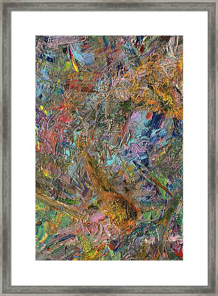 Paint Number 26 Framed Print
