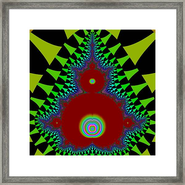 Pallygages Framed Print