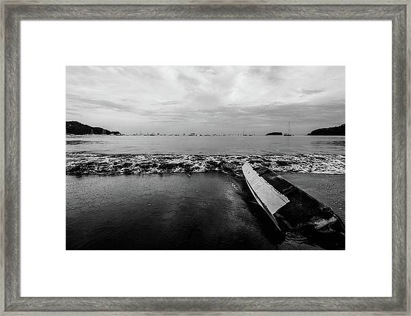 Paradise Lost Framed Print