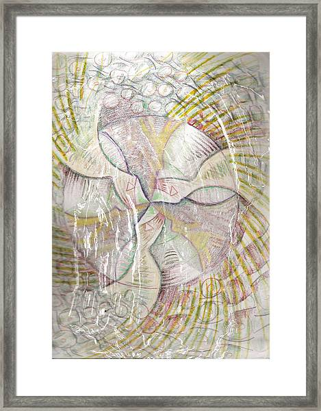 Particular Framed Print by Jeremy Robinson