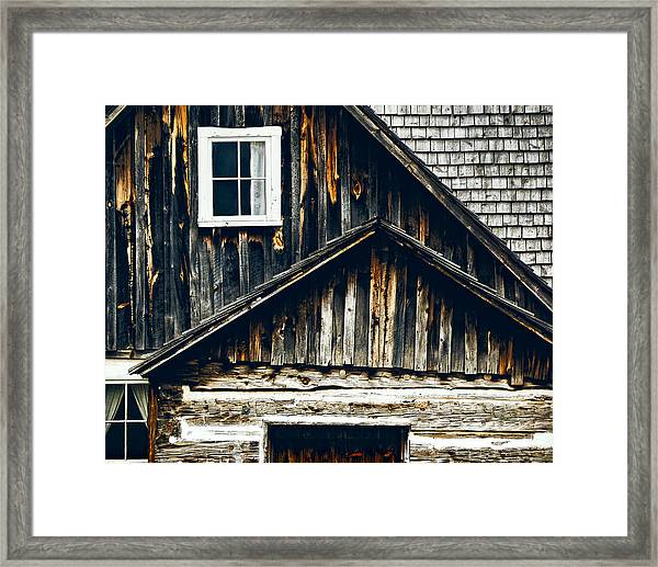 Past Life Framed Print by Humboldt Street