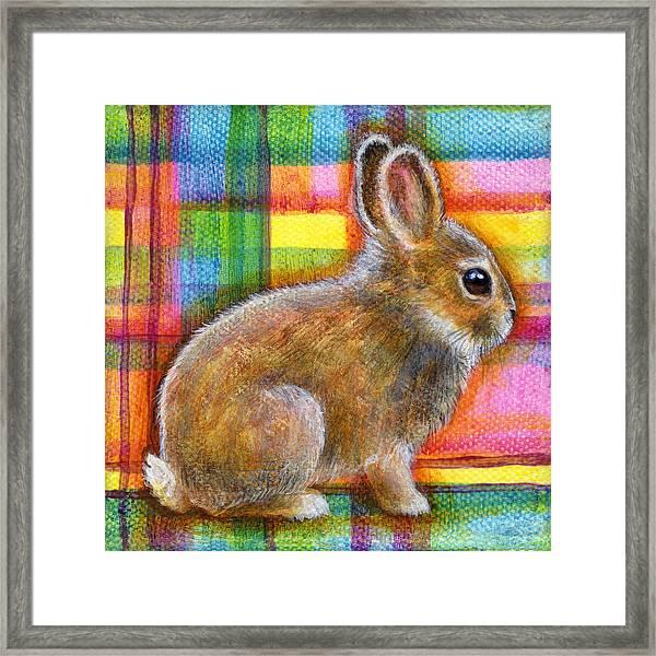 Pastel Love Framed Print