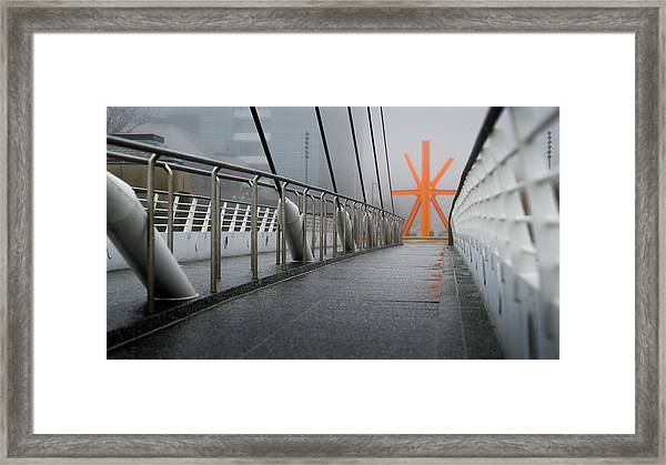 Path To The Calling Framed Print